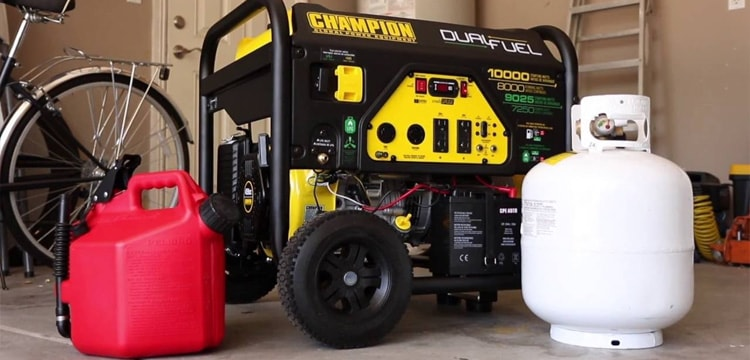Champion Dual Fuel Generators Reviewed