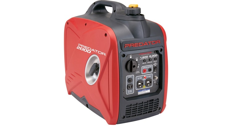 Predator 2000-Watt Generator Review