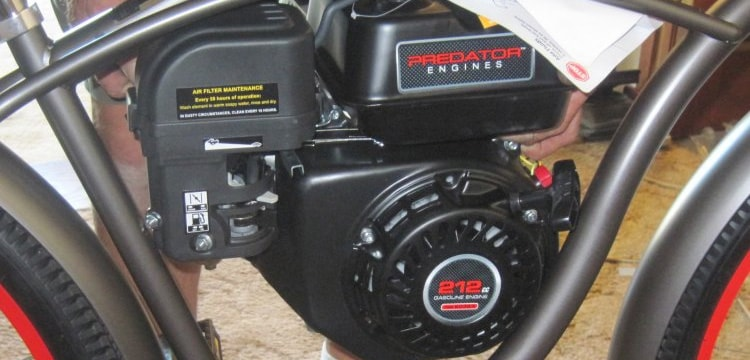 Predator 212cc Horizontal Shaft Engine Review