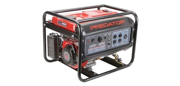 Predator 4000-Watt Generator Review