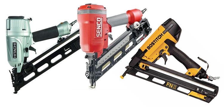 Best Finish Nailer Reviews