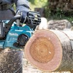Makita Chainsaw Review: 5 Best Electric And Cordless Models