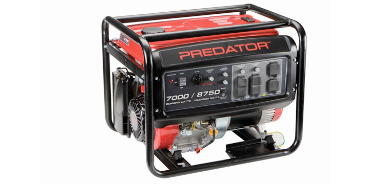 Predator 8750-Watt Generator Review