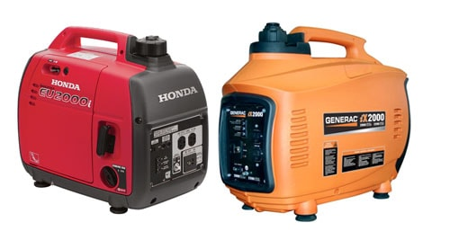 Best 2000-Watt Inverter Generators Reviewed