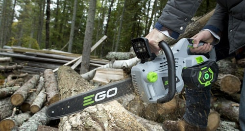 Best Cordless Battery Powered Chainsaw Reviews Above Spec