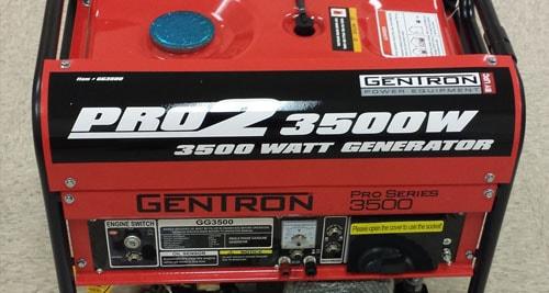 Gentron Generators Min