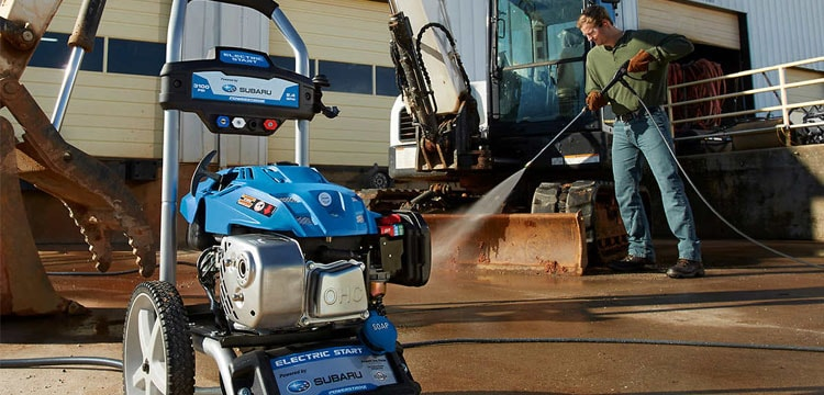 Powerstroke Pressure Washers: 5 Models Reviewed