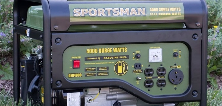 Sportsman Generator Reviews Min