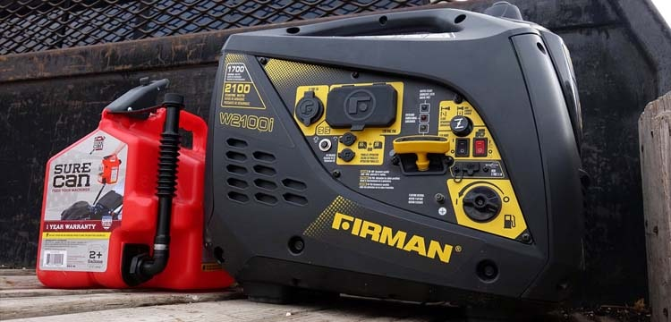 Firman Generators Reviews: 4 Best Models